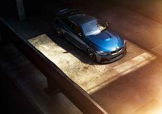 BMW M4 on Behance