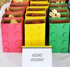 Ideias para Festas de Aniversário inspiradas no Lego