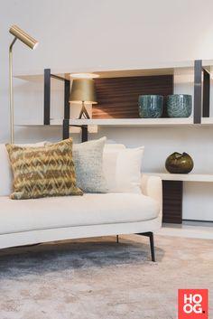 devos interieur showroom s gravenwezel | woonkamer ideeën | living room decor ideas | luxury living room | Hoog.design