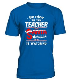 """# Be Nice To The Teacher .  Special Offer, not available in shops      Comes in a variety of styles and colours      Buy yours now before it is too late!      Secured payment via Visa / Mastercard / Amex / PayPal / iDeal      How to place an order            Choose the model from the drop-down menu      Click on """"Buy it now""""      Choose the size and the quantity      Add your delivery address and bank details      And that's it!"""