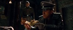Hans Landa, Dutch Angle, Inglourious Basterds, Christoph Waltz, John Malkovich, Best Cinematography, Extreme Close Up, American Psycho, Long Shot