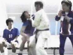 8 Segata Sanshiro commercial sega saturn japan
