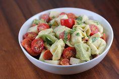 Pocket: Tortellini Salad Recipe