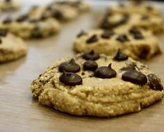RAW CHOCOLATE CHIP COOKIES FROM MATTHEW KENNEY CULINARY SCHOOL