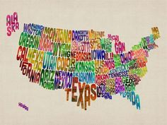 DIY Planner USA Map Resize To About X For Great Color Add It - Us map to color online