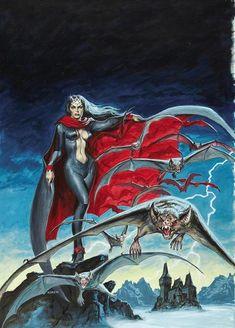 Marvel Comics, Horror Comics, Dark Comics, Arte Horror, Horror Art, Ghost Rider, Marvel Universe, Paranormal, Monsters
