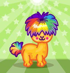 Alpaca ^.^ Llama Alpaca, Tweety, Cute Pictures, Kitty, Fantasy, Cool Stuff, Day, Illustration, Fictional Characters