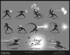 Void Amin Studies by The-Bravo-Ray on DeviantArt - Void Amin Studies by The-Bravo-Ray - Fantasy Character Design, Character Design Inspiration, Character Concept, Character Art, Armes Concept, Elemental Magic, Fighting Poses, Magic Design, Weapon Concept Art