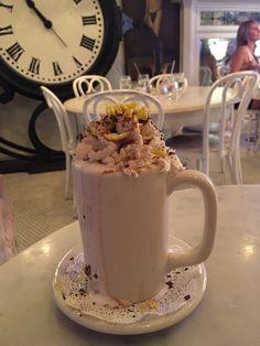Hot Chocolate at Serendipity New York, USA - Ultimate Hot Chocolate Serendipity 3, Chocolates, Hot Chocolate, Posts, York, Eat, Drinks, Desserts, Blog
