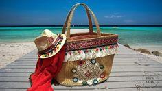 Diy capazo y sombrero a juego. Diy Clothes, Straw Bag, Bags, Instagram, Fashion, Beach Hats, Beach Bags, Hampers, Summer Handbags