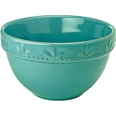 @Overstock.com - Set of six 30-ounce utility bowls of durable stoneware  Bowls are dishwasher and microwave safe   Dishware is chip-resistant and made to last a lifetimehttp://www.overstock.com/Home-Garden/Signature-Housewares-Sorrento-Tuscan-Blue-6-piece-Bowl-Set/3943783/product.html?CID=214117 $32.39