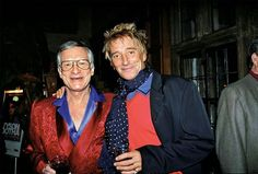 Rod and Hugh