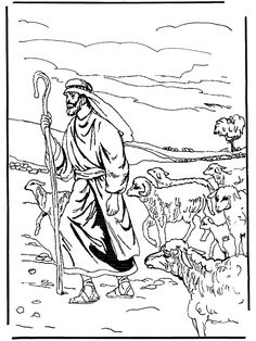 psalm 23 printable coloring pages - 1000 images about psalm 23 on pinterest sheep coloring