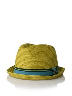 78eb76270af3d4 Original Penguin Men's The Patterson Porkpie Hat at MYHABIT Fedora Hats,  Men's Hats, Raffia