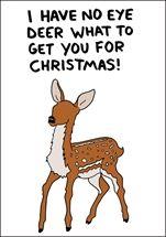 Show details for No eye deer: