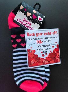 My Funny Valentine, Kinder Valentines, Easy Valentine Crafts, Valentine Gifts For Kids, Homemade Valentines, Secret Valentine, Valentine Ideas, Valentinstag Party, Teacher Appreciation Gifts