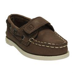 Sperry Top-Sider Boys 1st Walker Deck Shoe