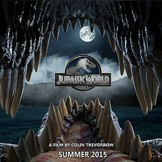 jurassic world images | jurassic_world_poster_01_by_giu3232-d7b88ir-see-the-jurassic-world ...