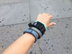 Fitbit Flex vs. Jawbone Up and More: A Wearables Comparison
