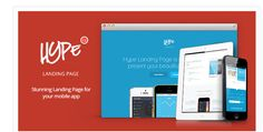 25  Best Effective HTML Templates For Landing Pages