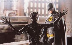 bts Marvel Dc, Marvel Comics, Catwoman Cosplay, Batman Returns, Michelle Pfeiffer, Tim Burton, Dark Knight, Movies Showing, Gotham