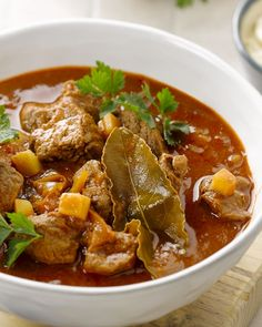 Goulash recept
