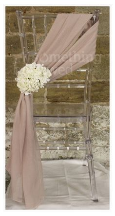Wedding Chair Sashes, Wedding Decorations On A Budget, Wedding Chairs, Wedding Centerpieces, Wedding Chair Covers, Chair Decor Wedding, Chair Back Covers, Table Wedding, Chair Ties