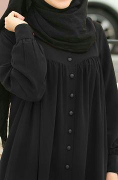 Hijab Fashion Summer, Modest Fashion Hijab, Indian Fashion Dresses, Abaya Fashion, Fashion Outfits, Burqa Designs, Habits Musulmans, Hijab Style Dress, Mode Abaya