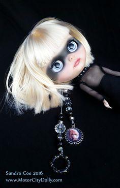 Pris a Custom OOAK Blythe Doll by Sandra Coe by Coedependent