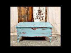 Distressed Furniture | Shabby Chic Furniture