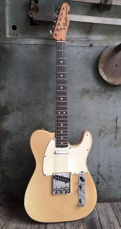 Post-CBS Fender Telecaster