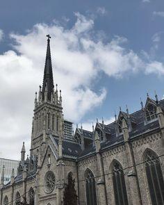 Churches On Church - Toronto, Canada Toronto Photography, Toronto Travel, Toronto Canada, Barcelona Cathedral, Leo, Instagram, Lion