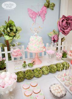 Fairy Garden party by inviteme.com.au