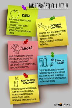 Jak się pozbyć cellulitu? Beauty Secrets, Beauty Hacks, Dieet Plan, Juice Plus, Interesting Information, Herbalife, Healthy Life, Diet Recipes, Health Fitness