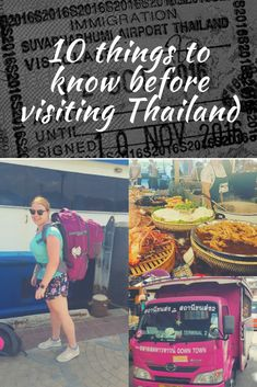 Things To Know Before Visiting - The Neverending Honeymoon Thailand Vacation, Thailand Honeymoon, Visit Thailand, Thailand Travel, Koh Samui Thailand, Phuket, Bangkok Things To Do In, 2nd City, The Monks