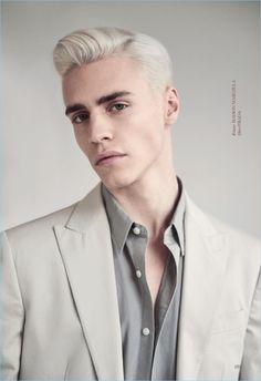 Summertime Blues: Oliver Stummvoll for Quality Magazine - The Fashionisto