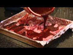 Wat maak jy môre-aand vir jou geliefde? Wat van lekker ribbetjies? | SARIE KOOK! | Ribs with peach marinade