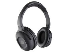HeadRush HRF 599 Over-Ear Noise Cancelling Headphones with In-line Controls - Black