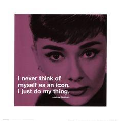 Audrey Hepburn love