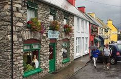Sneem – A Charming Village on the Ring of Kerry