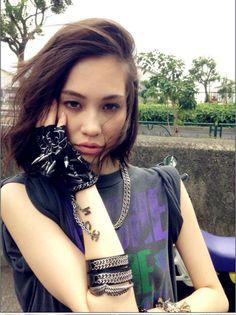 #MizuharaKiko #Fashion #Model