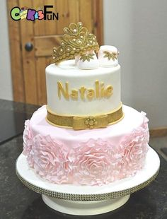 Baby Shower Cakes Pictures, Baby Shower Cake Sayings, Baby Shower Niño, Baby Shower Brunch, Baby Shower Princess, Baby Princess, Baby Shower Themes, Shower Ideas, Cake Pictures