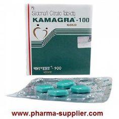 Kamagra Gold (Sildenafil 100mg Tablets)