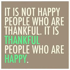 It's National Gratitude Month! An attitude of #gratitude can make you healthier & happier so take a moment & say thanks! #recovery