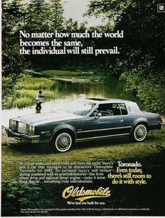 Vintage Car Advertisements of the 1980s (Page 45)