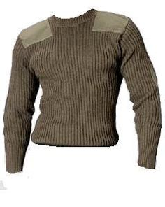 USMC Wool Commando Sweater $31.50