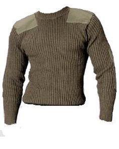 USMC Wool Commando Sweater $31.50