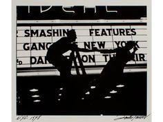 Ideal Cinema , New York City, 1948. Louis Faurer