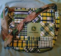 Check out this item in my Etsy shop https://www.etsy.com/listing/220477735/john-deere-messenger-bag