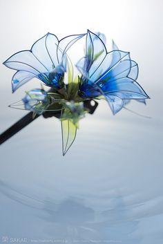 ガラス細工のような美しい「簪(かんざし)」で日本をもっと好きになる | DDN JAPAN